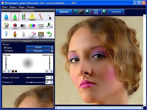 Новинки. мастер портрета скачать + ключ программу можно скачать с: 9-ти сай