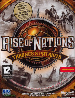 Скачать Rise of Nations: Thrones and Patriots