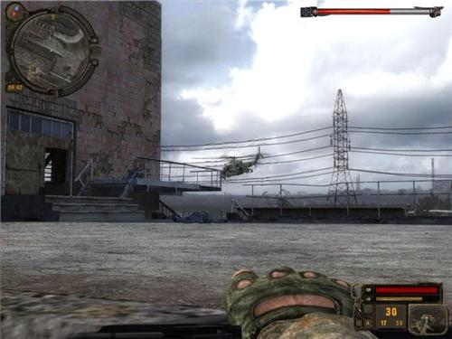 S.T.A.L.K.E.R Call of Pripyat Forgotten Land 0.8