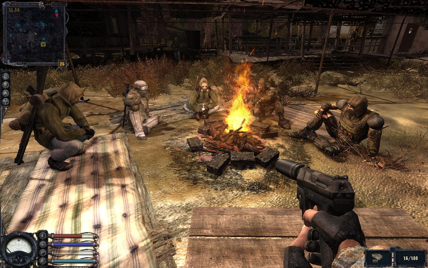 S.T.A.L.K.E.R.: Clear Sky - HWM (2012) PC