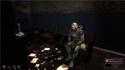 S.T.A.L.K.E.R: Sleep of reason для Зов Припяти