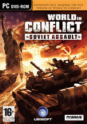 World in Conflict: Soviet Assault Complete Edition