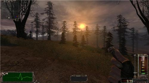 АМК 1.4.1 + Life mod 2.0. Full Realistic game
