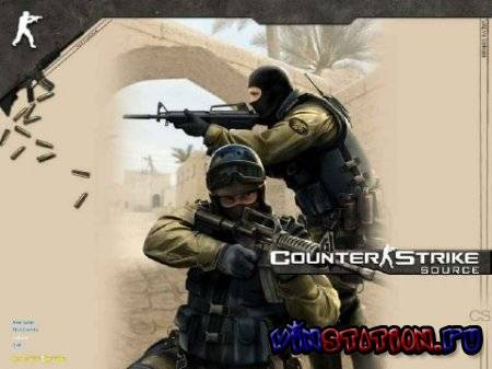 Игру Counter Strike Source V34 Торент