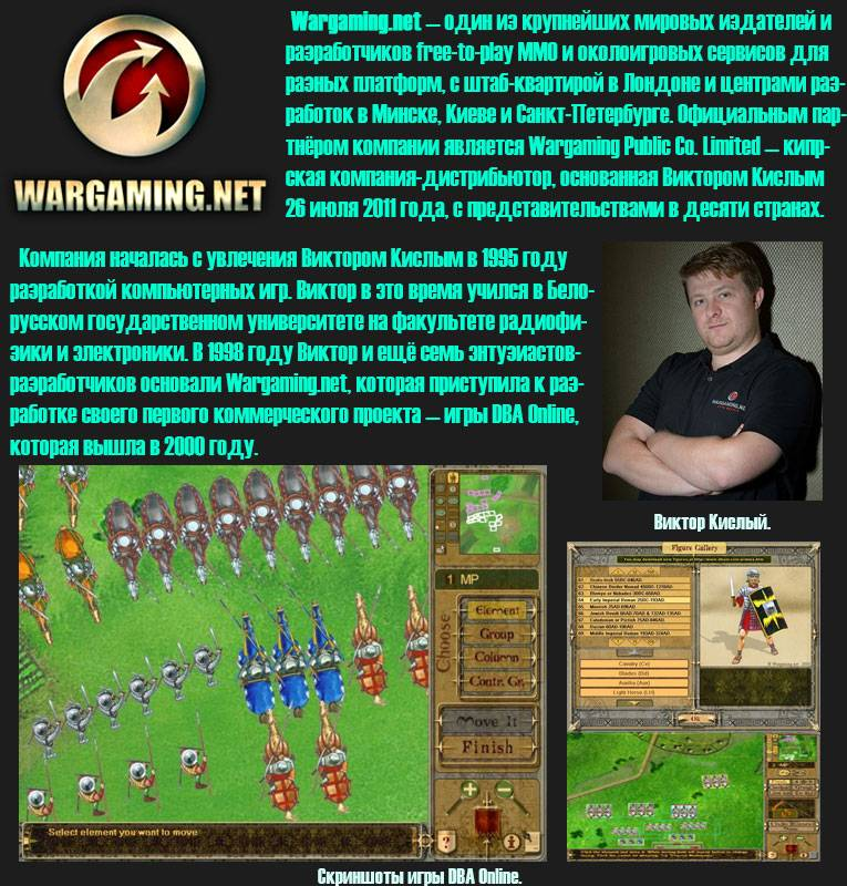 16 лет Wargaming.net