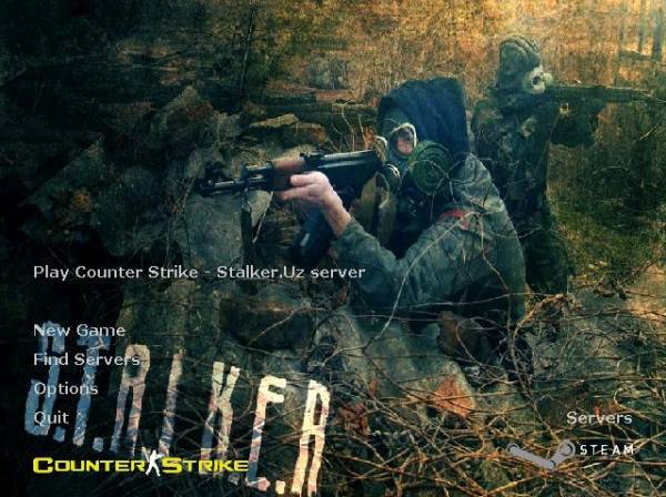 Stalker.Uz Сервер Counter Strike 1.6