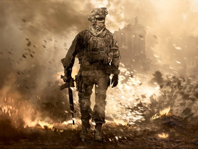 Ремастер Call of Duty: Modern Warfare 2