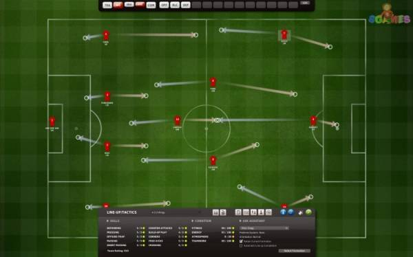 Обзор: FIFA Manager 11