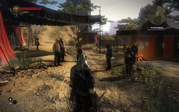 Ведьмак 2: Убийцы королей / The Witcher 2: Assassins of Kings (2011) PC | RePack от Spieler