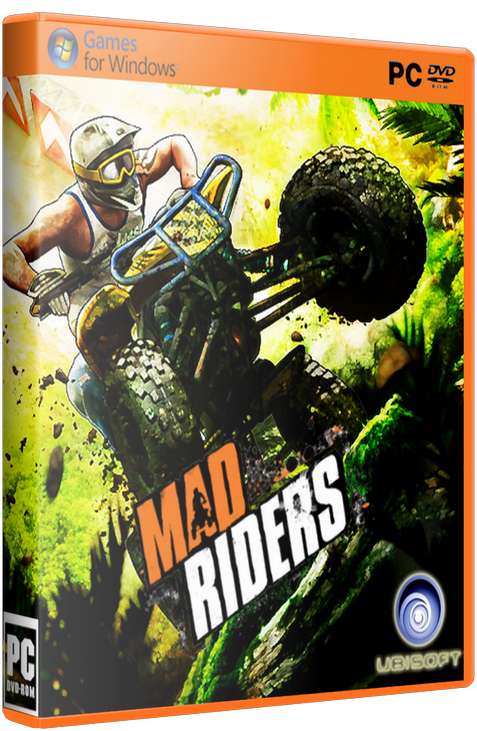 Mad Riders (2012, Racing)