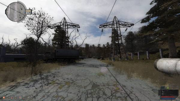 Stalker : Call of Chernobyl / Зов Чернобыля