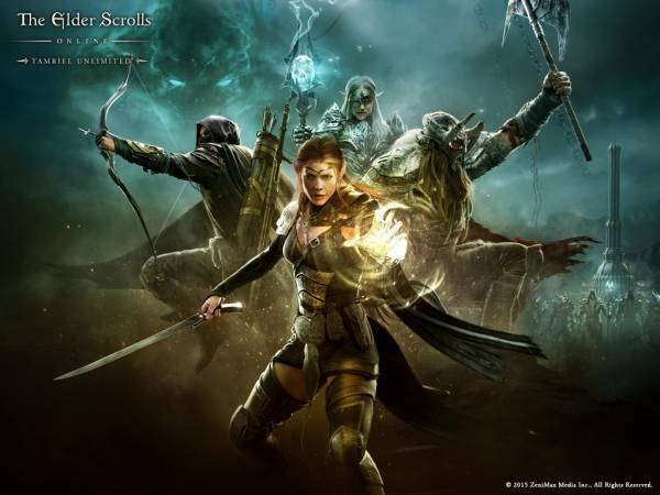ИгроНовости - The Elder Scrolls Online: Tamriel Unlimited