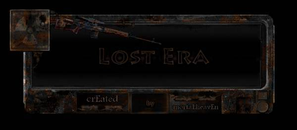 HUD's for SoC - Lost Era для Тень Чернобыля