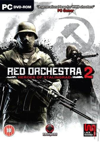 Red Orchestra 2: Герои Сталинграда / Red Orchestra 2: Heroes of Stalingrad (2011/PC/RePack/Rus)