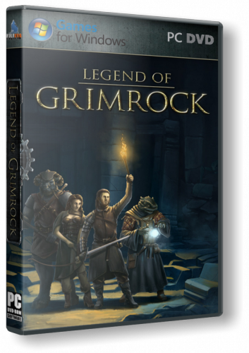 Legend of Grimrock (2012, RPG)