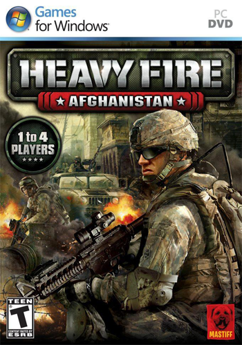 Heavy Fire: Afghanistan [2012] ENG