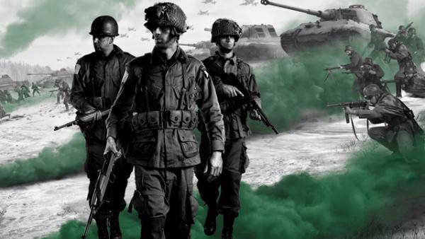 Трейлер Company of Heroes 2: Ardennes Assault
