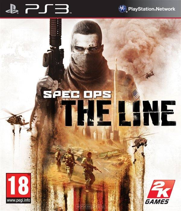 Spec Ops: The Line [2012] (ENG/MULTi5) [L]