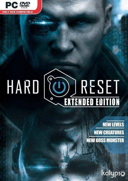 Hard Reset Extended Edition v 1.51.0.0 (2012/RUS/RePack by Audioslave)