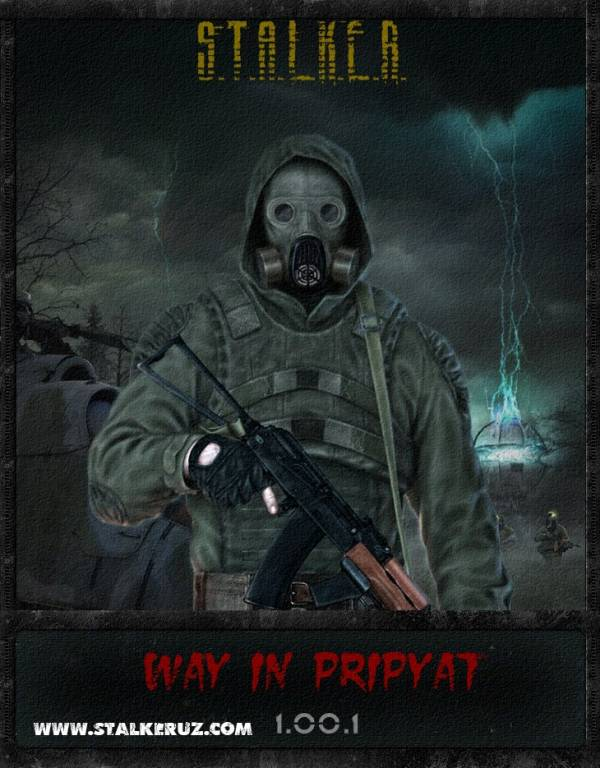 S.T.A.L.K.E.R.: Call of Pripyat - Way in Pripyat 1.001