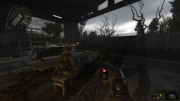 S.T.A.L.K.E.R. Another zone mod / AZM