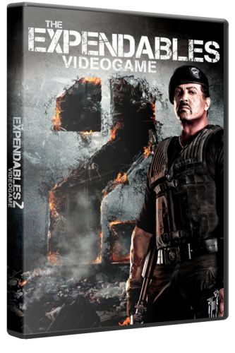 The Expendables 2 Videogame (2012, Action)