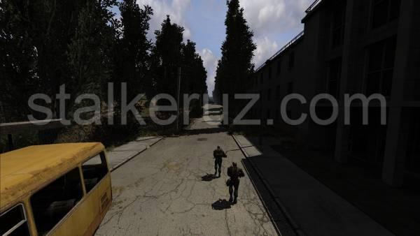 скачать мод на сталкер хроники чернобыля - фото 7