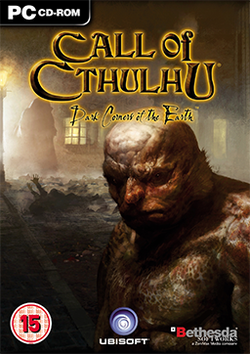 Call of Ctulhu: Dark Corners of the Earth