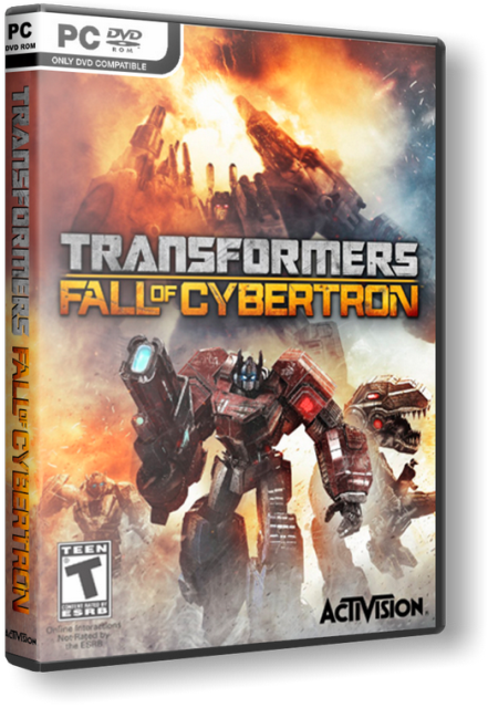Transformers: Fall of Cybertron (2012, Action)