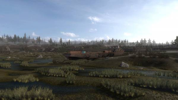 S.T.A.L.K.E.R. Call of Pripyat Forgotten Land 0.8.5 Final By DeMiZe