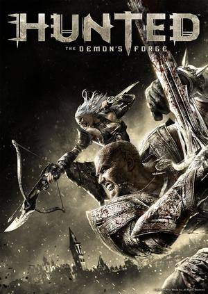 Hunted The Demon's Forge [2011]