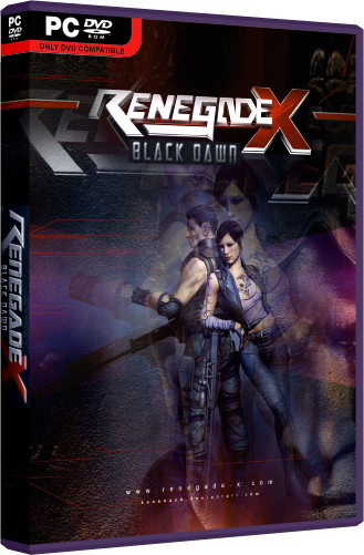 Renegade X: Operation Black Dawn (2012, Action)