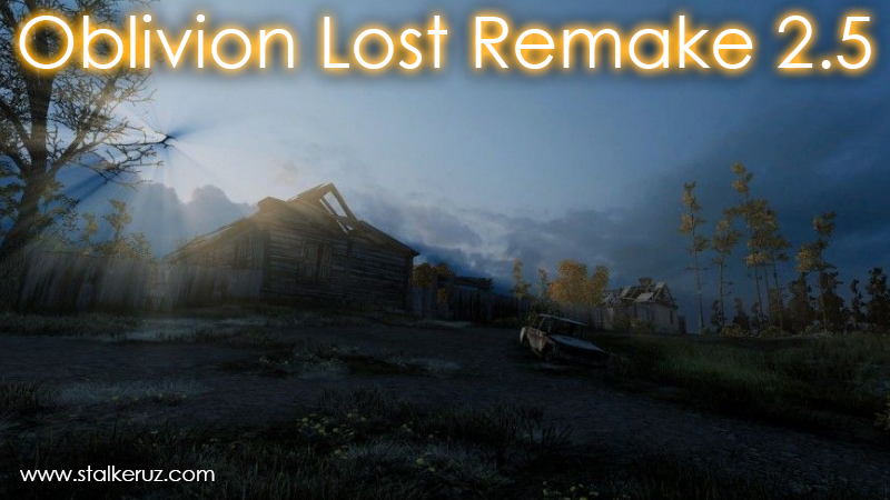 Oblivion Lost Remake 2.5
