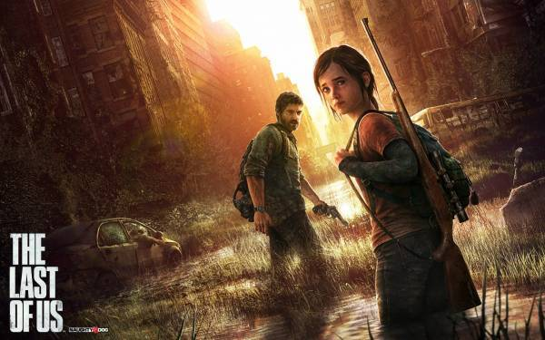 The Last of Us ( Одни из Нас)