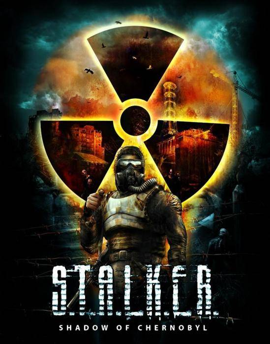 Карта игры S.T.A.L.K.E.R: Shadow of Chernobyl