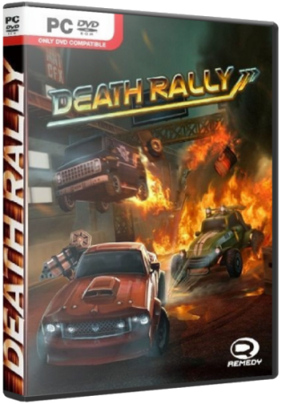 Death Rally (2012, Racing)
