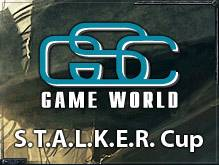 GSC Game World Stalker Cup в Сyberzone
