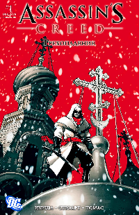 Комиксы Assasin's Creed