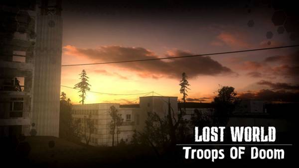 lost world: troops of doom
