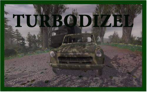 Mod TurboDizel для Тень Чернобыля