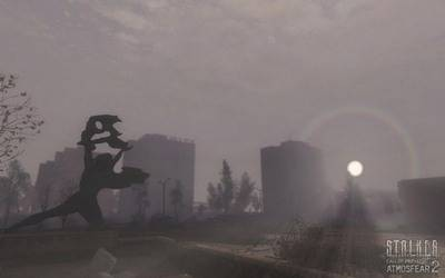 Stalker Call of Pripyat Atmosfear 2