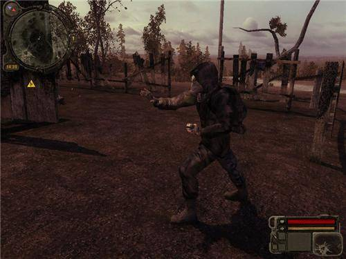 S.T.A.L.K.E.R Call of Pripyat Forgotten Land