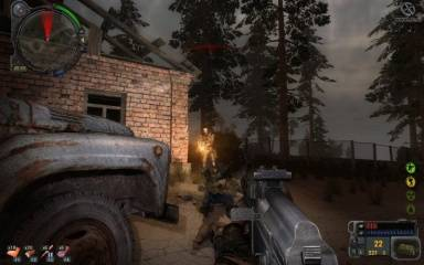 """S.T.A.L.K.E.R. Shadow of Chernobyl - Lost World Condemned"""