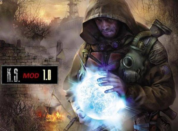 STALKER Shadow of Chernobyl KS MOD v1.0