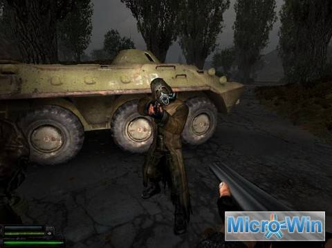 S.T.A.L.K.E.R. ShoC - Lost World 3.0 (2010/RUS/PC/MOD)