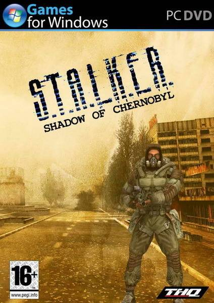 S.T.A.L.K.E.R.: Тень Чернобыля Lost - Zone Armageddon v3.0000 (2010/PC/MOD) + fix