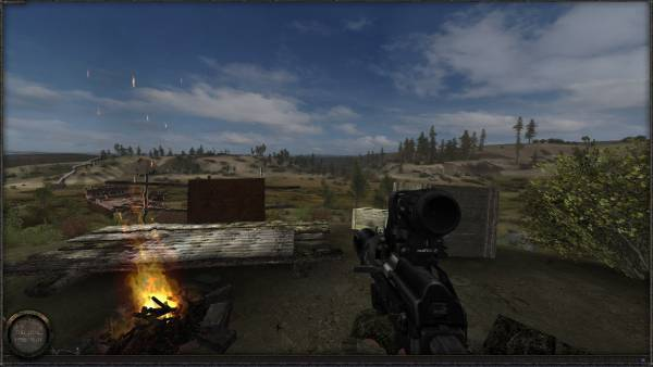 s.t.a.l.k.e.r. the zone: free play ( в разработке)