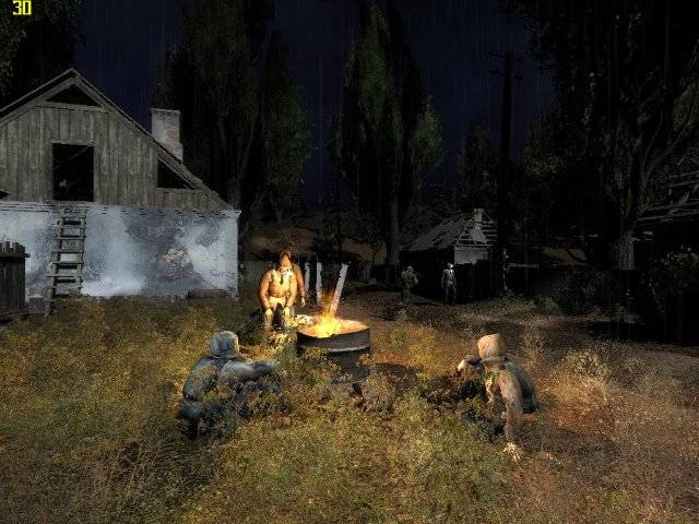 S.T.A.L.K.E.R. World of Stalker v.0.4