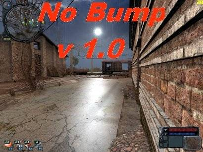 "S.T.A.L.K.E.R.: Зов Припяти ""No Bump v1.0 by Celdor"""