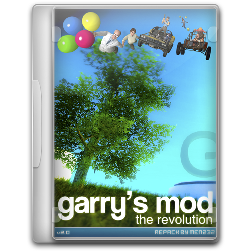 The Revolution Garry's Mod 2.0